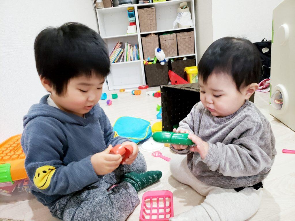 個々に合わせて遊べる少人数制保育ルーム☆