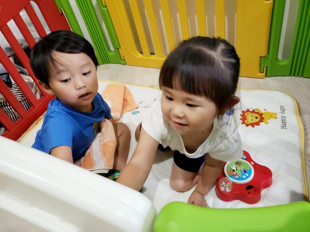 八王子・託児つきネイルサロン♡サロン同時利用でお得に保育ルームをご利用頂けます(^^)