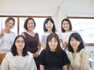 【後編】2019年8月8日(木)堀井まよさん講師 骨格診断in八王子