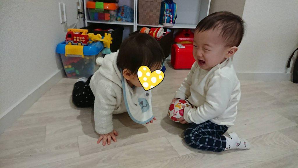 0歳児の保育もお任せください(^^)☆八王子・一時保育