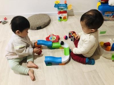 異年齢で過ごせる、遊べる託児付きネイルサロン