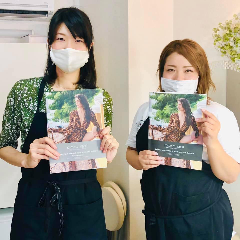 7/6(月)パラジェルディプロマコースⅡ① を開講しました☆