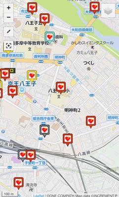 京王八王子駅近くの託児付きネイルサロン☆