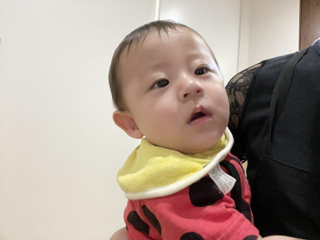 7ヶ月のお子様もご利用いただけます♪ネイルサロン併設、京王八王子の託児施設☆